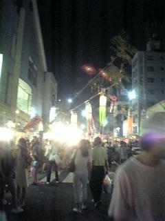 新潟から〜七夕祭り〜
